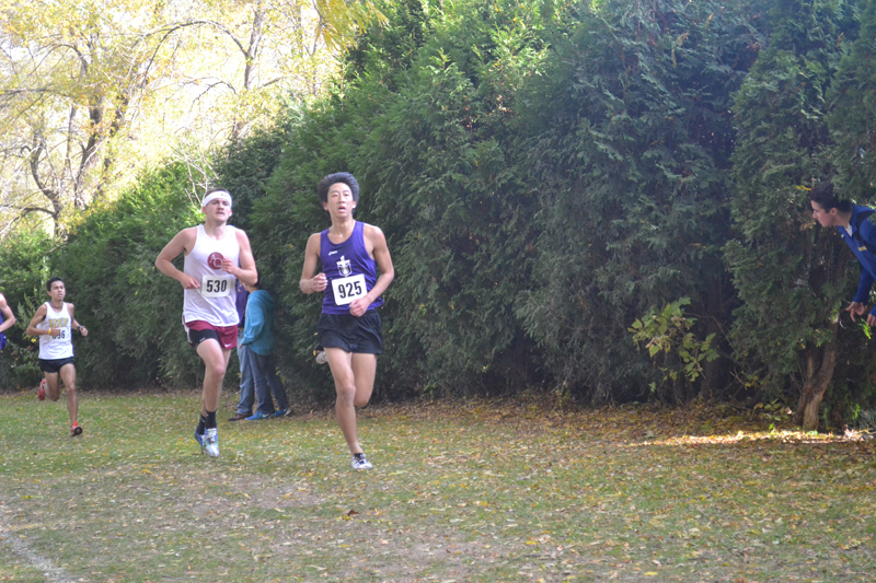 12th Men's Cross Country at Great Lakes Invite Photo