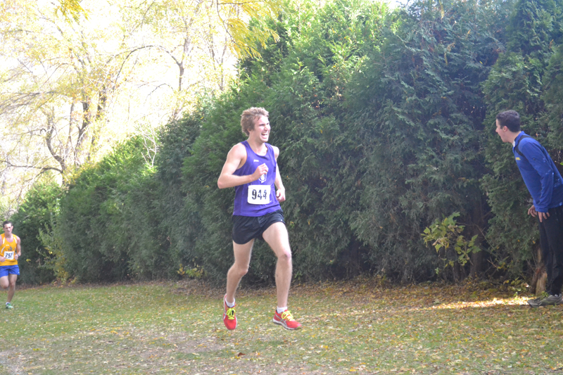 14th Men's Cross Country at Great Lakes Invite Photo