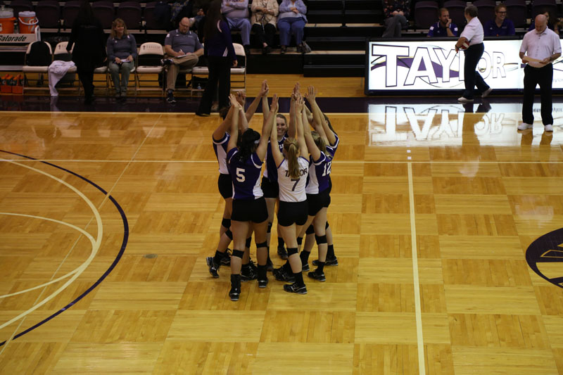 1st Volleyball vs Saint Francis (CL Tournament) Photo