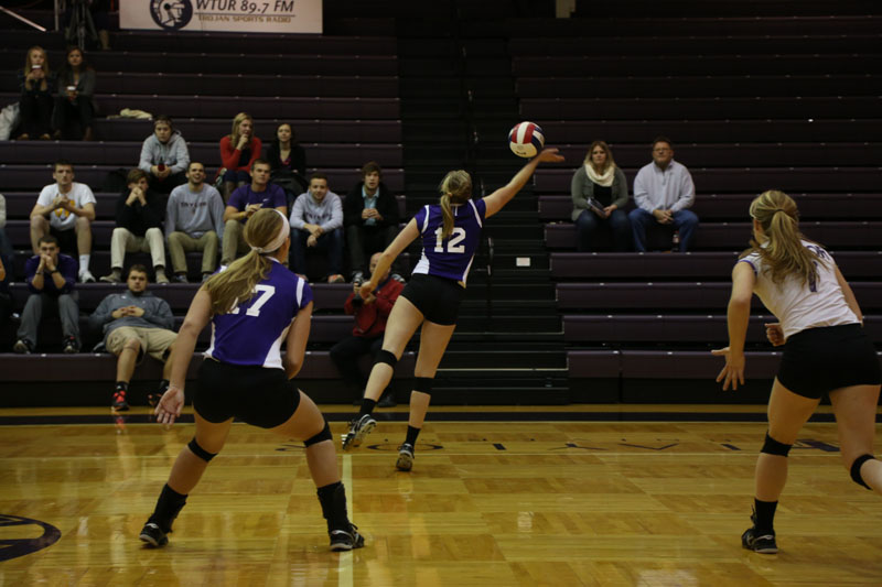 2nd Volleyball vs Saint Francis (CL Tournament) Photo