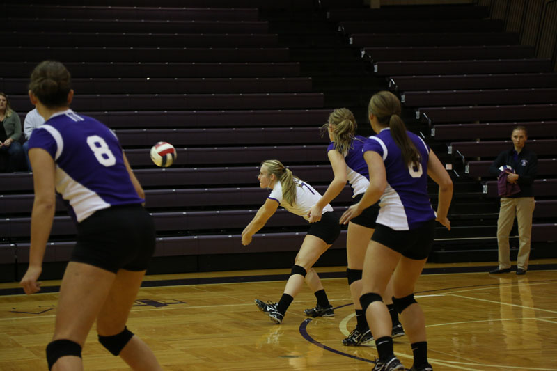 5th Volleyball vs Saint Francis (CL Tournament) Photo
