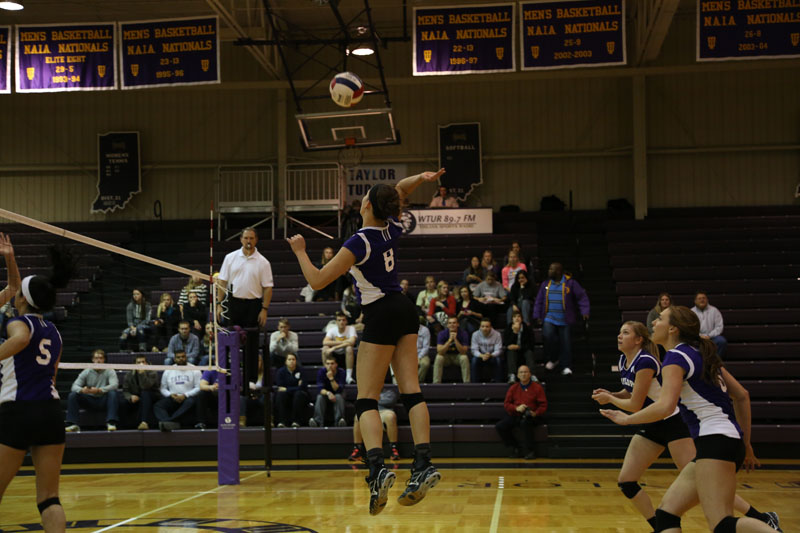 6th Volleyball vs Saint Francis (CL Tournament) Photo