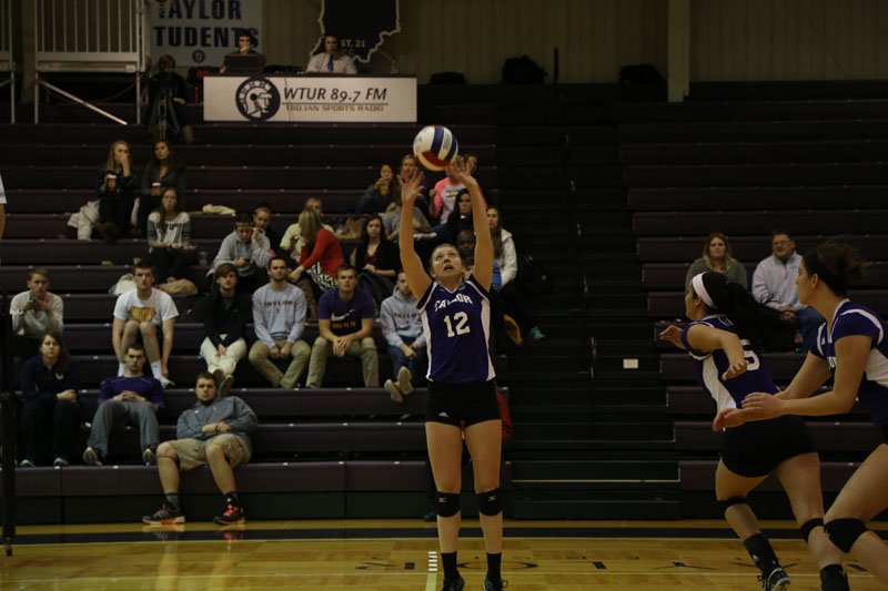 7th Volleyball vs Saint Francis (CL Tournament) Photo