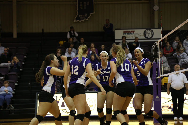8th Volleyball vs Saint Francis (CL Tournament) Photo