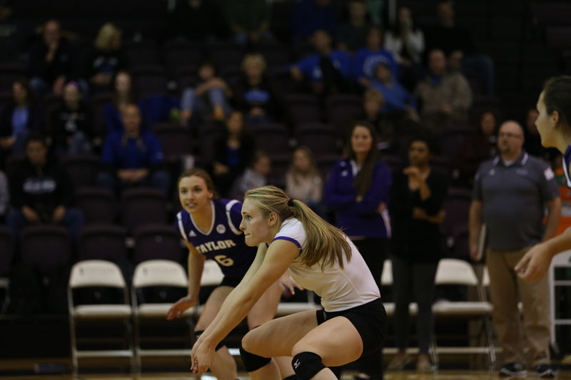 12th Volleyball vs Saint Francis (CL Tournament) Photo