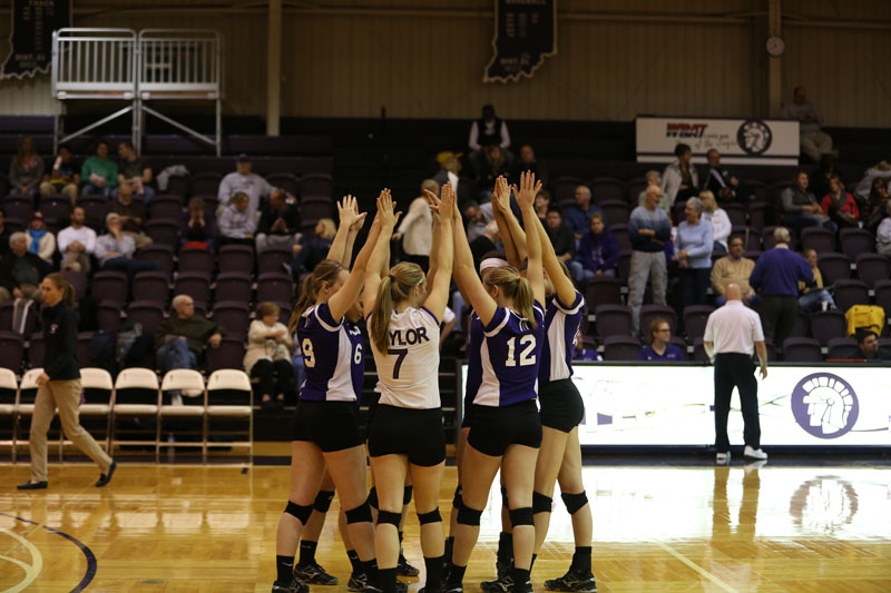 23rd Volleyball vs Saint Francis (CL Tournament) Photo