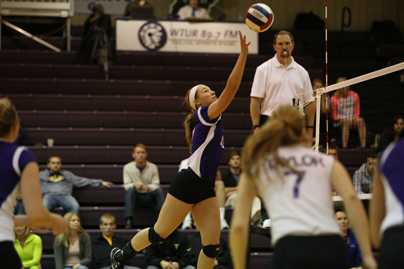 34th Volleyball vs Saint Francis (CL Tournament) Photo