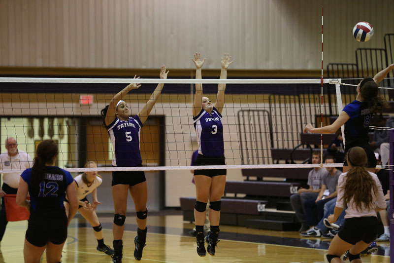 37th Volleyball vs Saint Francis (CL Tournament) Photo