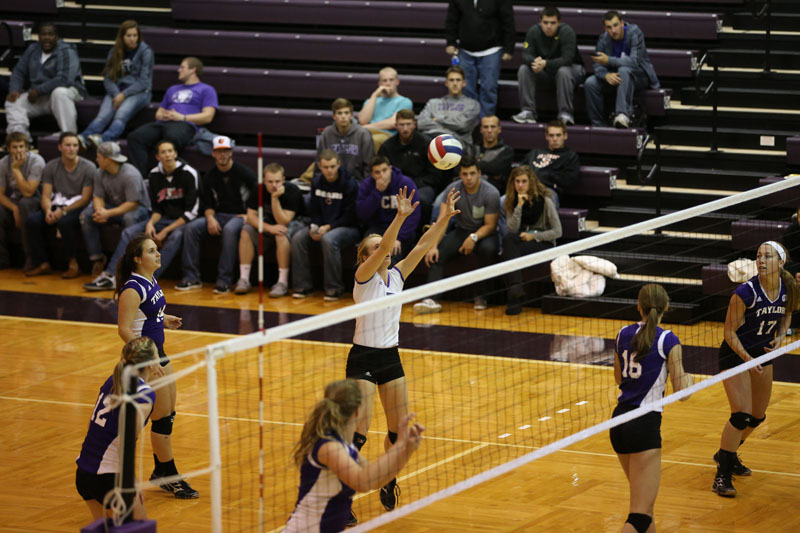 38th Volleyball vs Saint Francis (CL Tournament) Photo