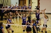 22nd Volleyball vs Saint Francis (CL Tournament) Photo