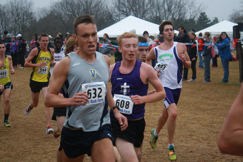 3rd Men's CC Takes 15th at Nationals Photo
