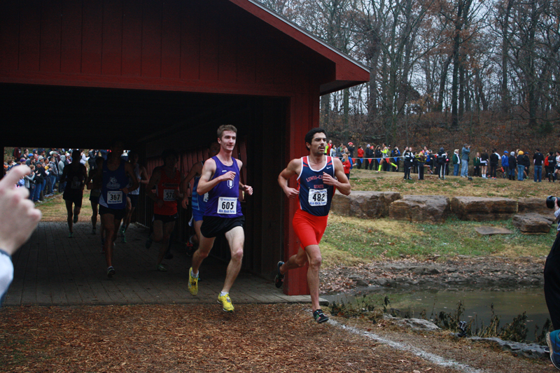 4th Men's CC Takes 15th at Nationals Photo