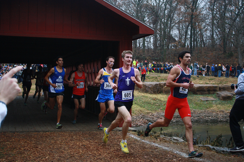 5th Men's CC Takes 15th at Nationals Photo