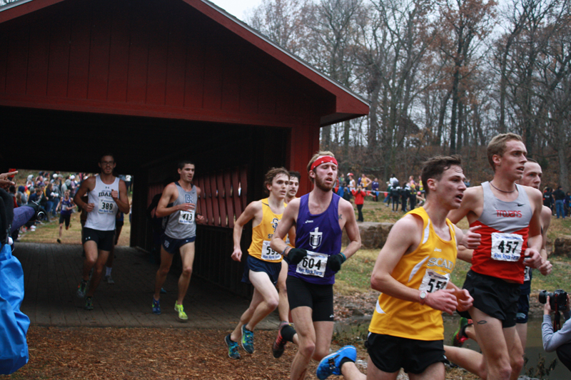 7th Men's CC Takes 15th at Nationals Photo