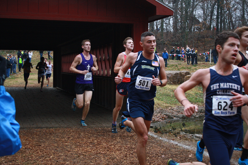 8th Men's CC Takes 15th at Nationals Photo