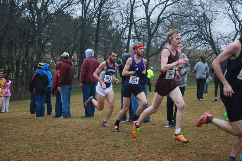 10th Men's CC Takes 15th at Nationals Photo