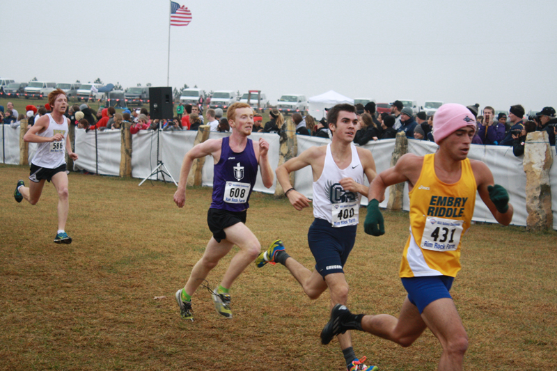 13th Men's CC Takes 15th at Nationals Photo