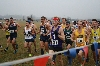 1st Men's CC Takes 15th at Nationals Photo