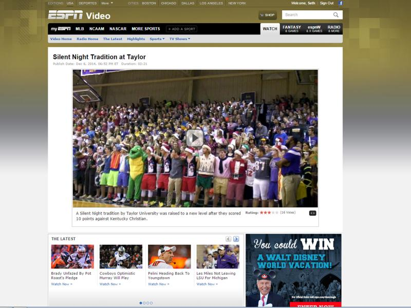 2nd Silent Night Media Coverage Photo