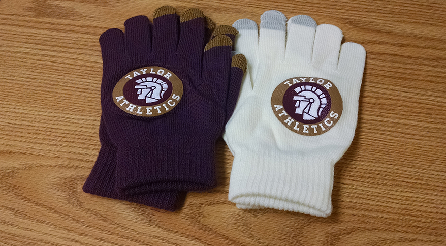 Photo for Taylor Sets Gloves Giveaway for Saturday