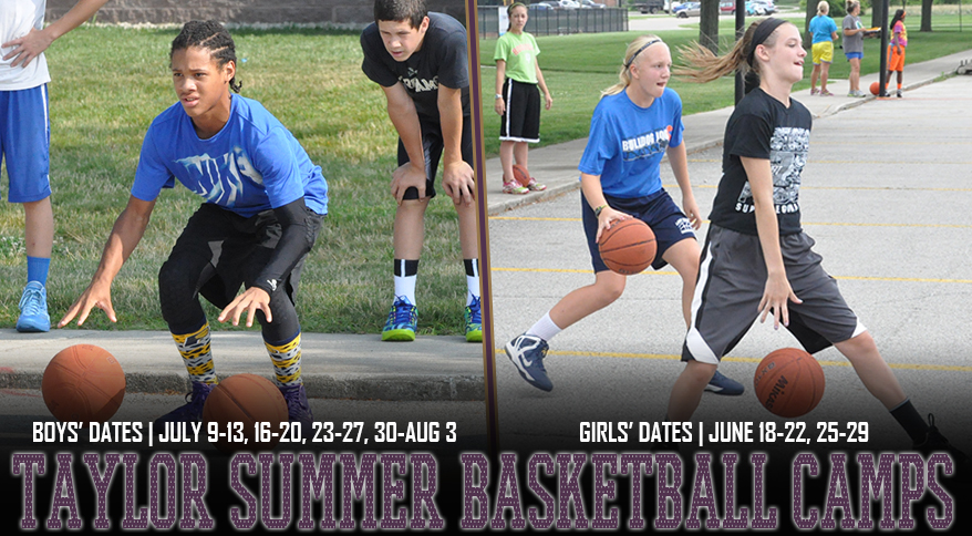 Photo for REGISTRATION OPEN: 2017 TU Summer Basketball Camps