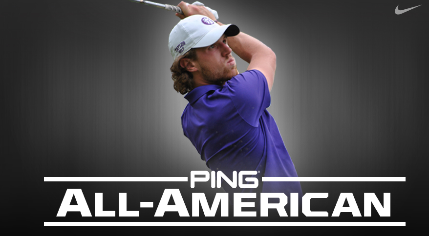 Photo for Dutkowski Claims PING NAIA All-American Honors