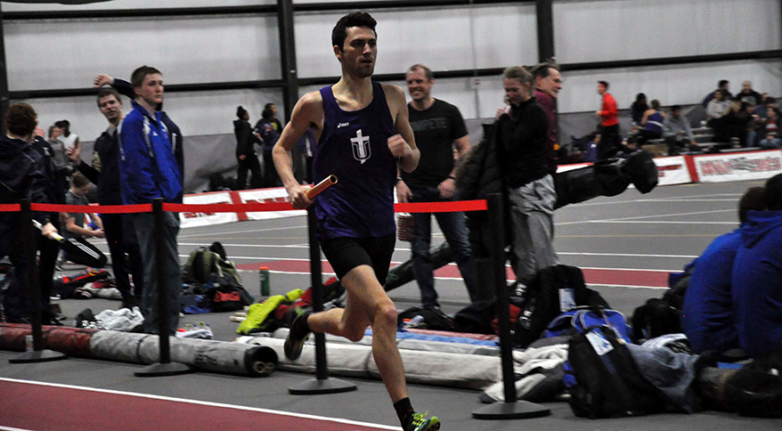 Photo for Taylor Relay Teams Open NAIA Indoor National Championships