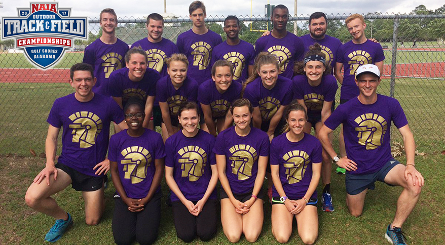 Photo for Trojans Set for NAIA Outdoor Track and Field National Championships