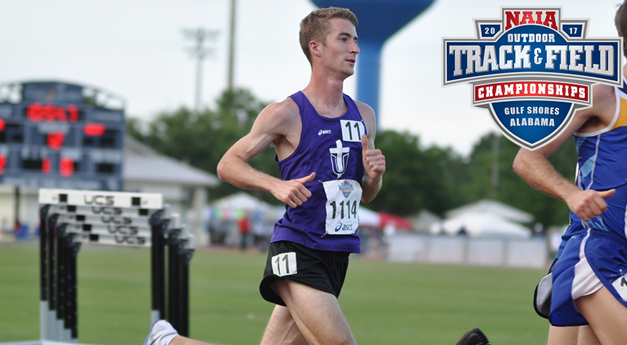 Photo for Hall Claims Eighth All-American Award, Anthony Races to Second Honor
