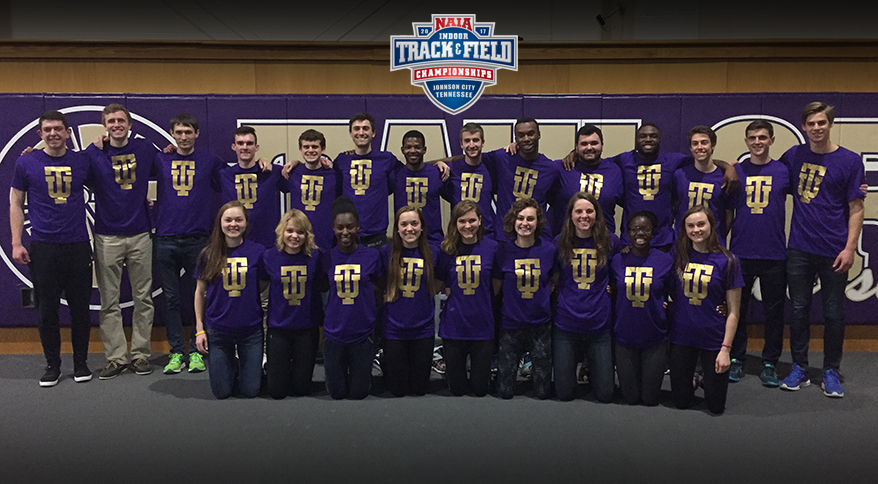 Photo for TU Track and Field Field Set for NAIA Indoor National Championships