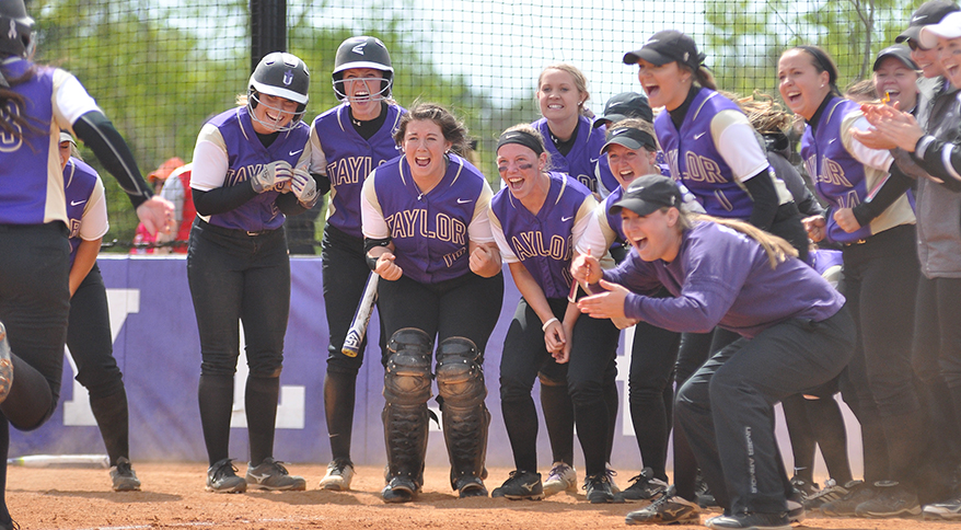 Photo for TU Softball Receives Votes in NAIA Top-25 Postseason Poll