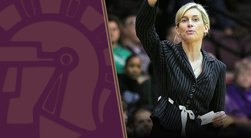Photo for Packard Steps Down as Head Coach of TU Women's Basketball Program