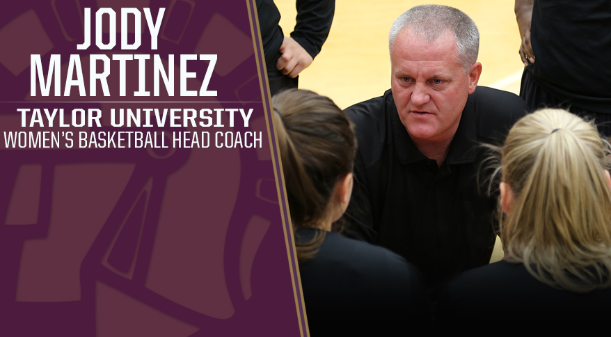 Photo for Martinez Set to Take Reins of Taylor Women's Basketball Program