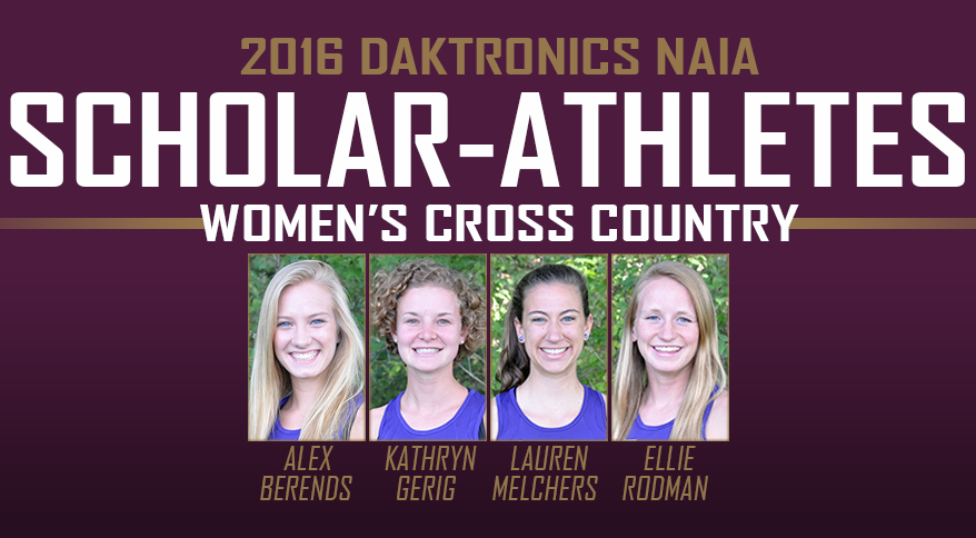 Photo for Taylor Women's Cross Country Claims Four Scholar-Athlete Honors