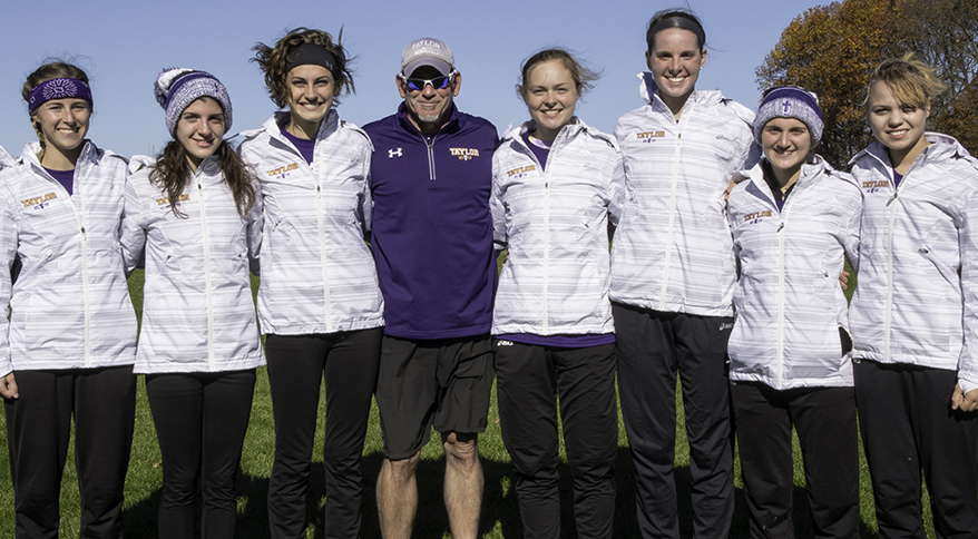 Photo for TU Women Race to 19th-Place Finish NAIA Nationals