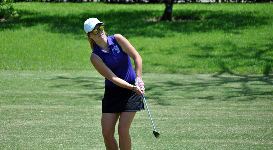 Photo for Thomas Claims Top-40 Finish at NAIA National Championship