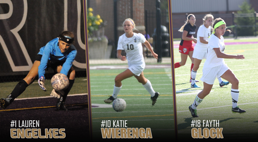 Photo for TU Women's Soccer Earns Three Academic All-America Selections