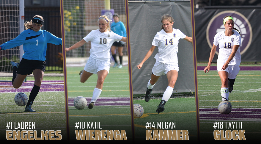 Photo for CoSIDA Honors Four Trojans For Women's Soccer Academic All-District