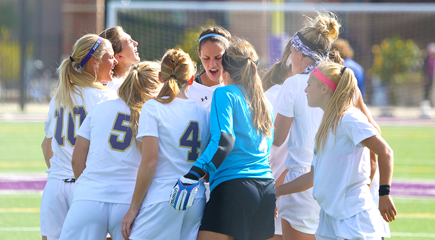 Photo for TU Women's Soccer Slips to No. 23 in National Rankings