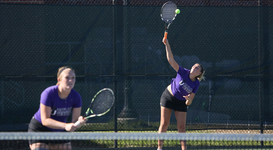 Photo for TU Singles Play Secures Win over Saint Francis