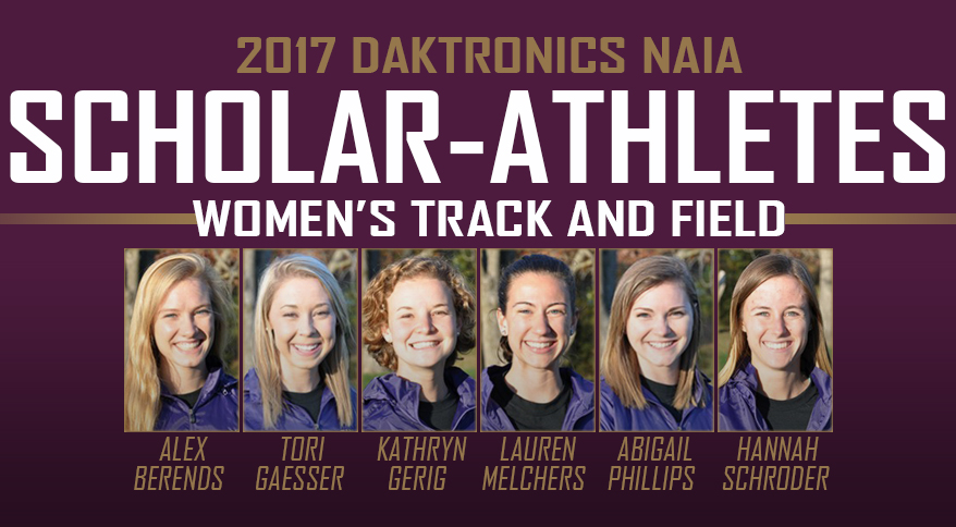 Photo for TU Women's Track and Field Claims Six Scholar-Athlete Awards