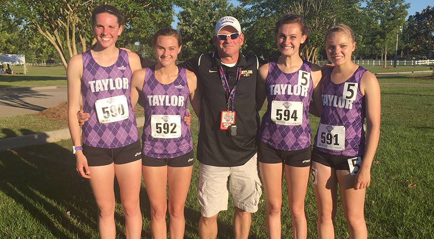 Photo for Women's 4x800 Relay Team Sets Record at Day One of Nationals