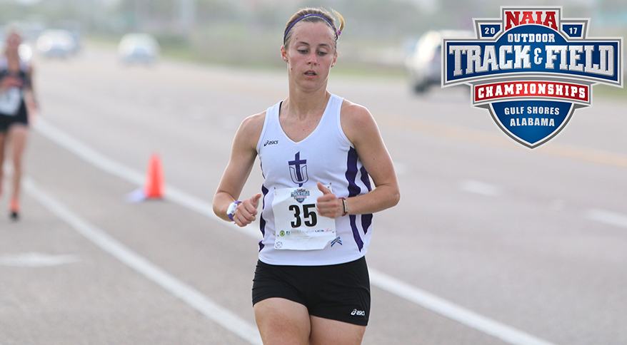 Photo for Schroder Runs to All-American Honors in Marathon