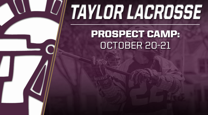 Photo for TU Men's Lacrosse Set to Host October 20-21 Prospect Camp