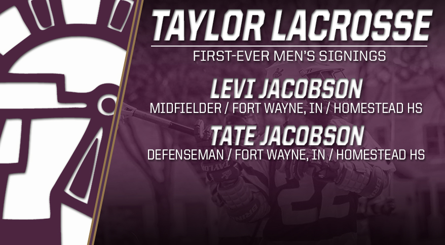 Photo for Men's Lacrosse Announces Program's First-Ever Signings