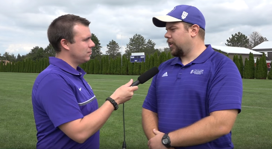 Photo for Trojan Sports Network Goes One-on-One with Jared Nies