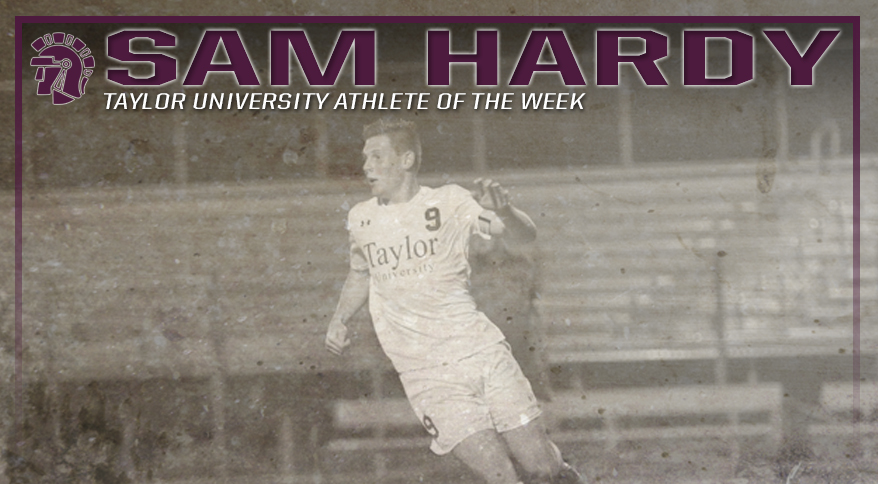 Photo for Hardy Highlighted as TU Athlete of the Week